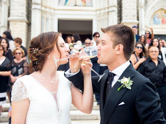 Il matrimonio di Gianmarco e Marialetizia a Castelpetroso, Isernia 31