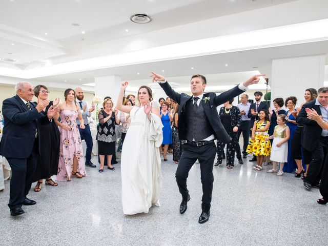 Il matrimonio di Gianmarco e Marialetizia a Castelpetroso, Isernia 36