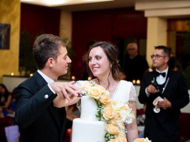 Il matrimonio di Gianmarco e Marialetizia a Castelpetroso, Isernia 39