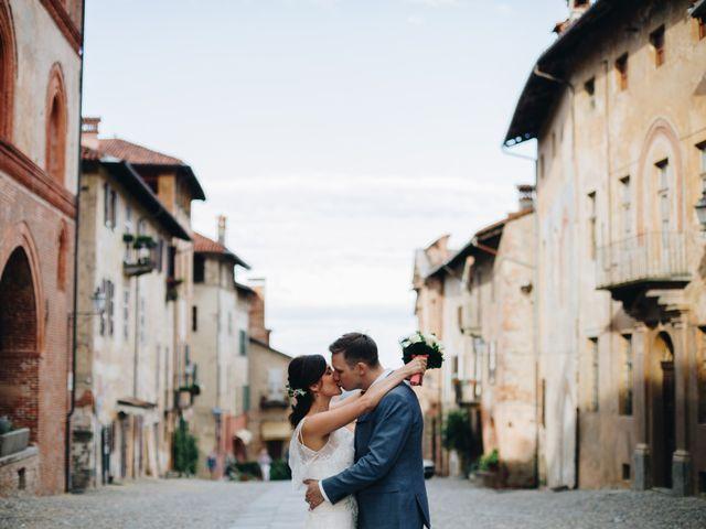 Il matrimonio di Alexander e Laura a Villanova Solaro, Cuneo 13