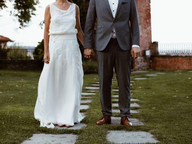Il matrimonio di Alexander e Laura a Villanova Solaro, Cuneo 18