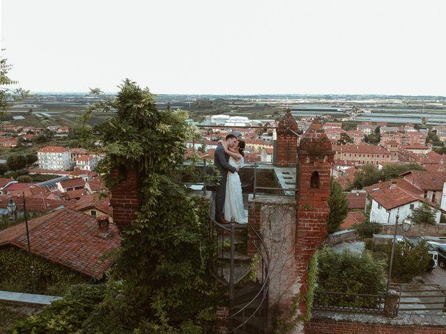 Il matrimonio di Alexander e Laura a Villanova Solaro, Cuneo 1
