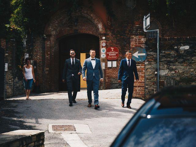 Il matrimonio di Alexander e Laura a Villanova Solaro, Cuneo 27