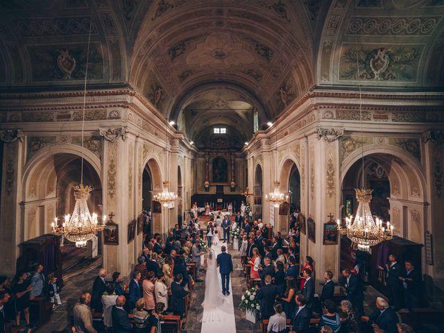 Il matrimonio di Alexander e Laura a Villanova Solaro, Cuneo 29