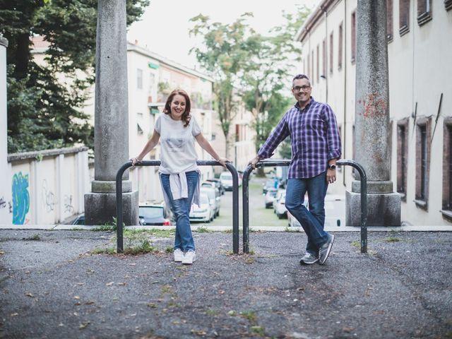 Il matrimonio di Massimo e Tatiana a Casteggio, Pavia 3