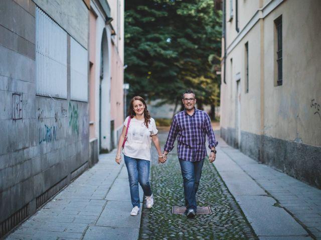 Il matrimonio di Massimo e Tatiana a Casteggio, Pavia 5