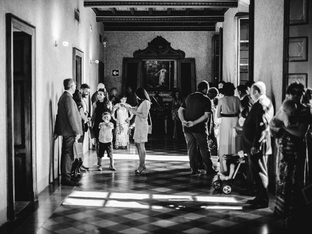 Il matrimonio di Massimo e Tatiana a Casteggio, Pavia 33