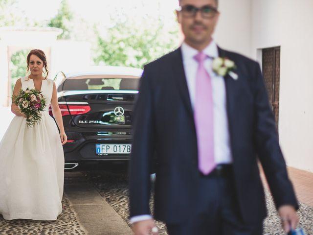 Il matrimonio di Massimo e Tatiana a Casteggio, Pavia 36