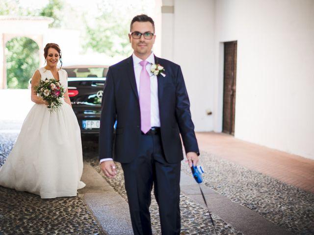 Il matrimonio di Massimo e Tatiana a Casteggio, Pavia 37