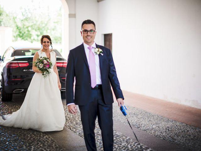 Il matrimonio di Massimo e Tatiana a Casteggio, Pavia 38