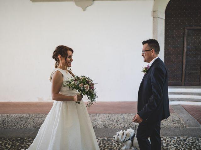 Il matrimonio di Massimo e Tatiana a Casteggio, Pavia 39