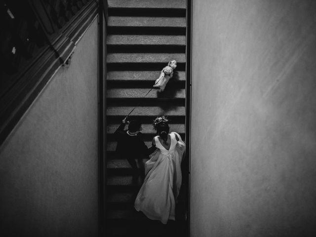 Il matrimonio di Massimo e Tatiana a Casteggio, Pavia 41