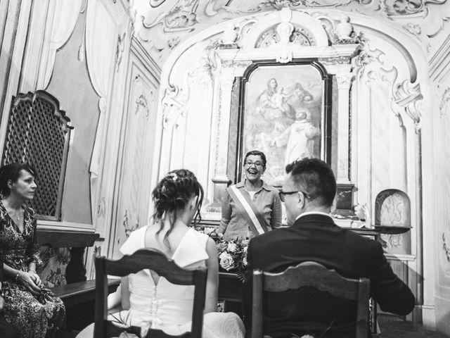 Il matrimonio di Massimo e Tatiana a Casteggio, Pavia 43