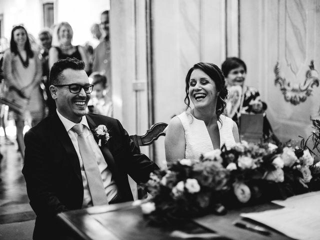Il matrimonio di Massimo e Tatiana a Casteggio, Pavia 1