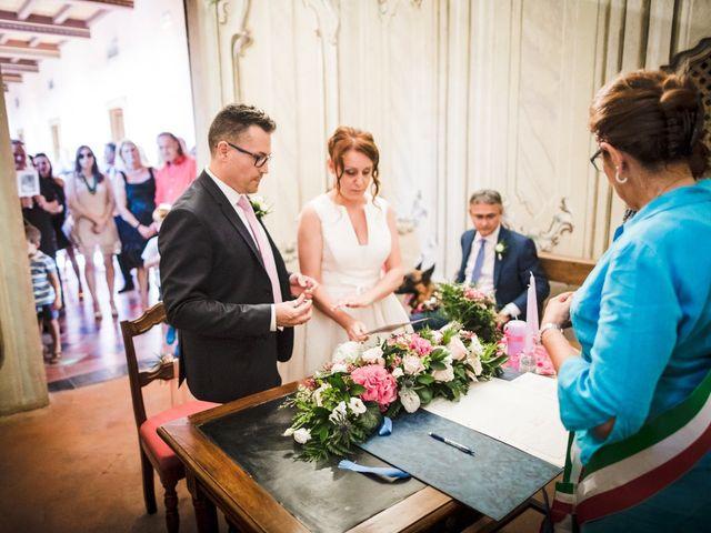 Il matrimonio di Massimo e Tatiana a Casteggio, Pavia 46