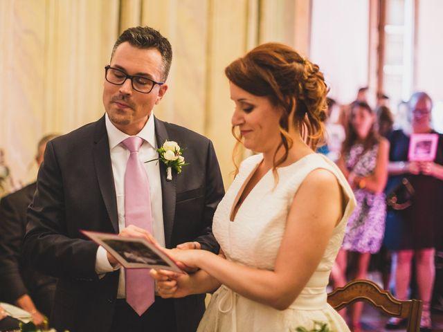 Il matrimonio di Massimo e Tatiana a Casteggio, Pavia 48