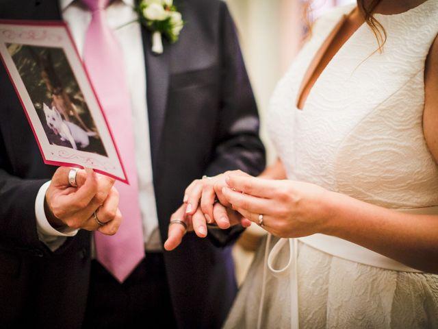 Il matrimonio di Massimo e Tatiana a Casteggio, Pavia 50