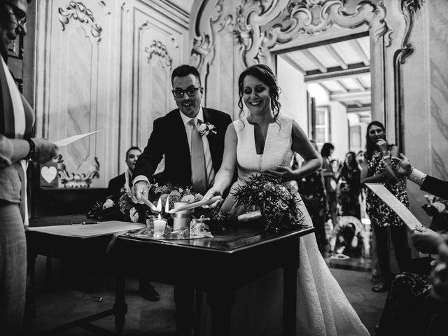 Il matrimonio di Massimo e Tatiana a Casteggio, Pavia 57