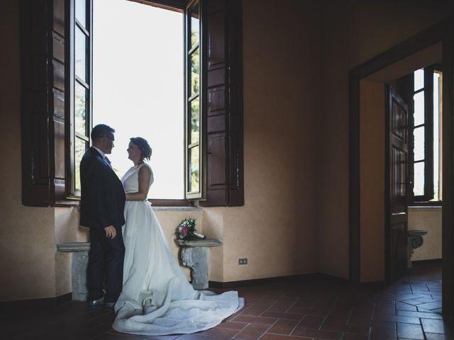 Il matrimonio di Massimo e Tatiana a Casteggio, Pavia 60
