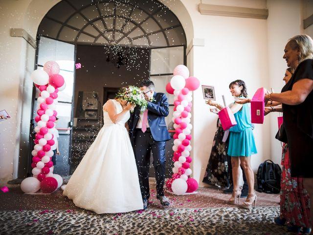 Il matrimonio di Massimo e Tatiana a Casteggio, Pavia 61