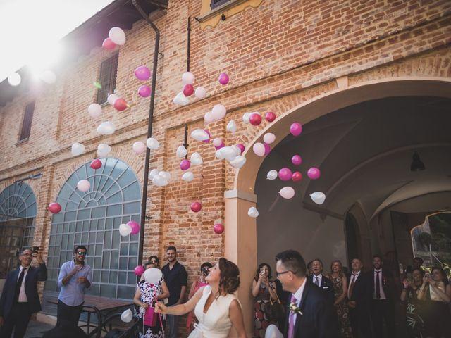 Il matrimonio di Massimo e Tatiana a Casteggio, Pavia 62
