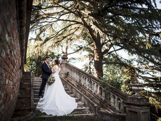 Il matrimonio di Massimo e Tatiana a Casteggio, Pavia 67