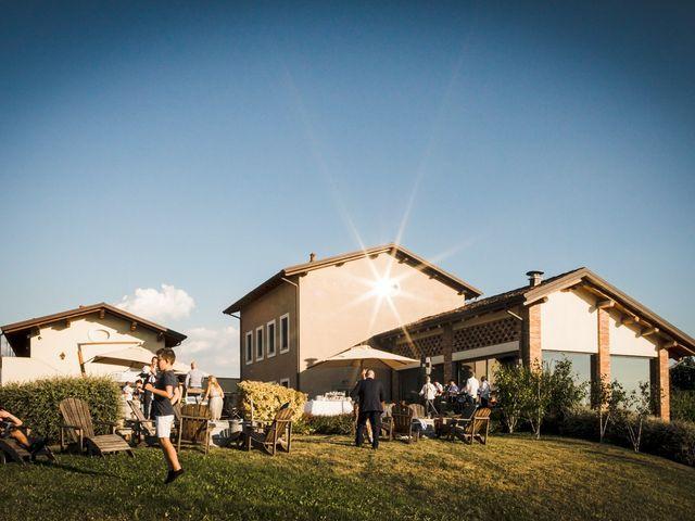 Il matrimonio di Massimo e Tatiana a Casteggio, Pavia 74