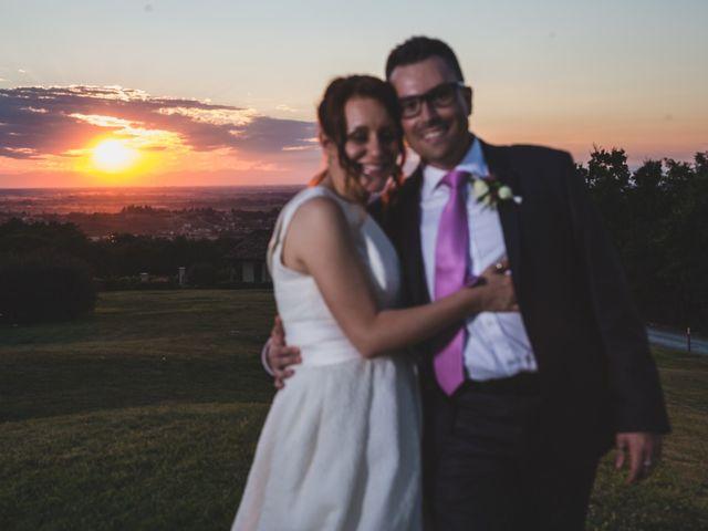 Il matrimonio di Massimo e Tatiana a Casteggio, Pavia 79