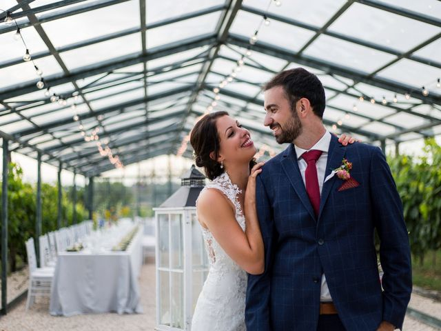 le nozze di Natalie e Pierre
