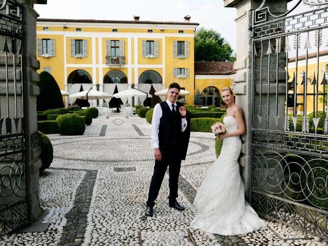 le nozze di Rossella e Pietro