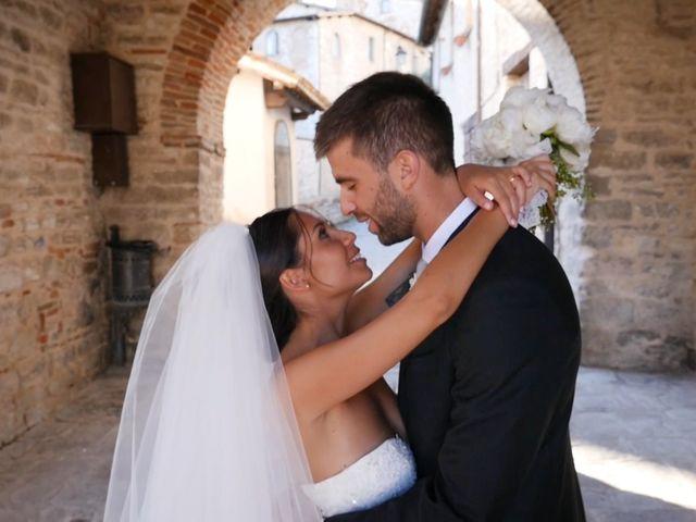 Il matrimonio di Filippo e Erica a Gubbio, Perugia 14
