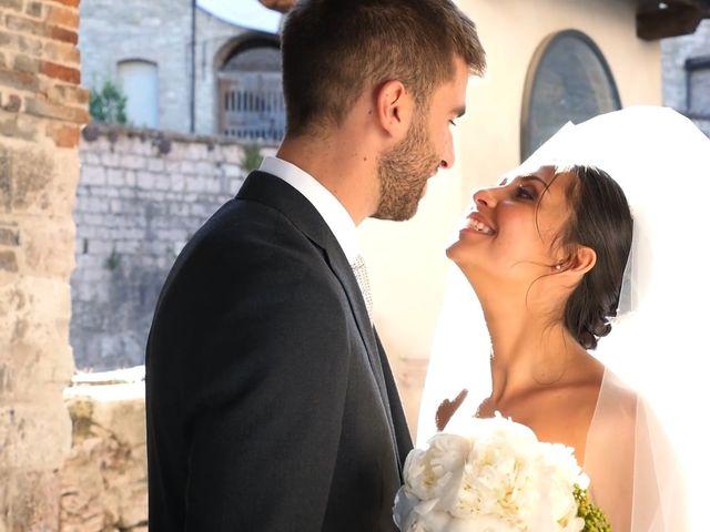 Il matrimonio di Filippo e Erica a Gubbio, Perugia 15