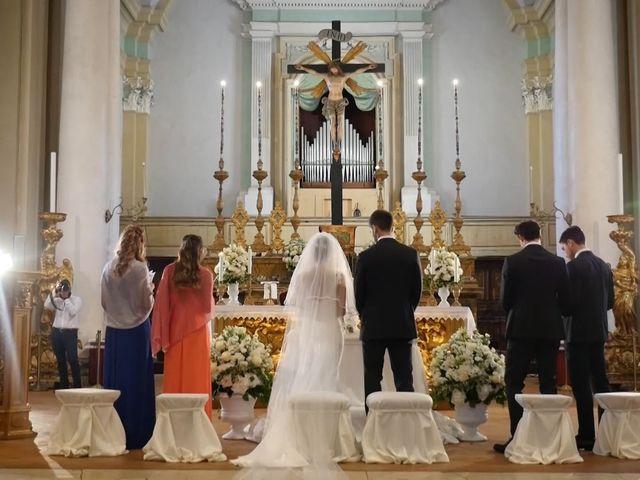 Il matrimonio di Filippo e Erica a Gubbio, Perugia 19
