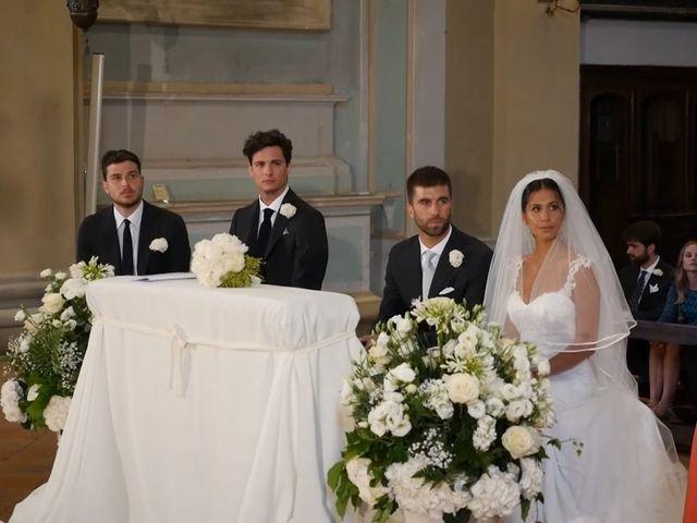 Il matrimonio di Filippo e Erica a Gubbio, Perugia 20