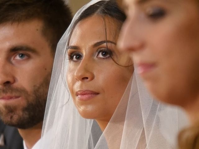 Il matrimonio di Filippo e Erica a Gubbio, Perugia 21