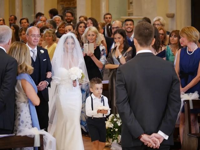 Il matrimonio di Filippo e Erica a Gubbio, Perugia 22