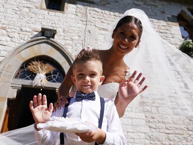 Il matrimonio di Filippo e Erica a Gubbio, Perugia 26