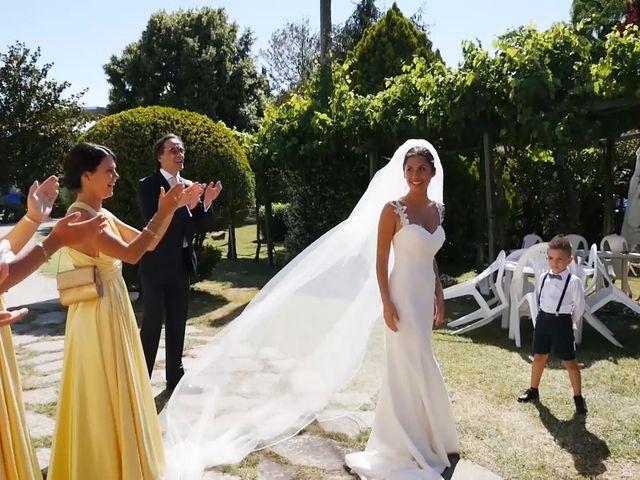 Il matrimonio di Filippo e Erica a Gubbio, Perugia 27