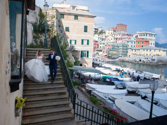 Il matrimonio di Luca e Camilla a Genova, Genova 30