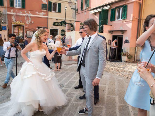 Il matrimonio di Luca e Camilla a Genova, Genova 32
