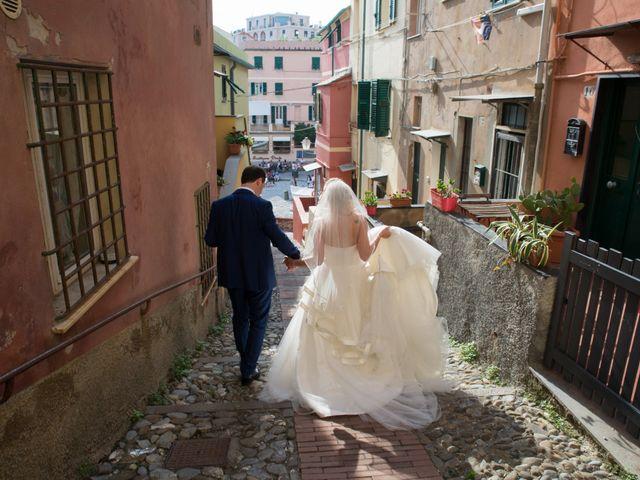 Il matrimonio di Luca e Camilla a Genova, Genova 37