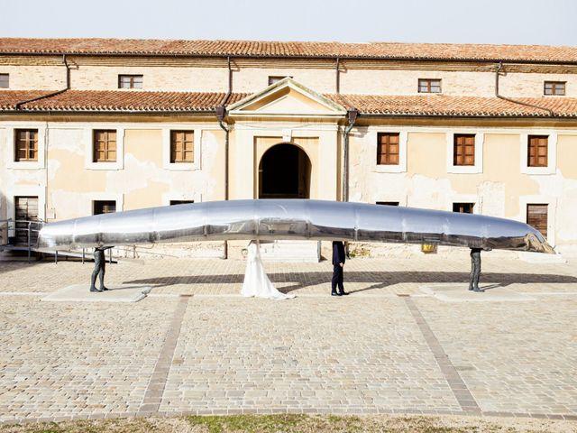 Il matrimonio di Domiziano e Federica a Falconara Marittima, Ancona 2