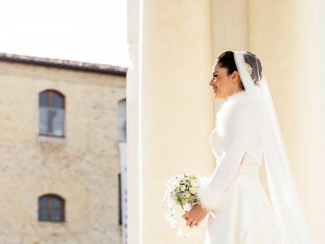 Il matrimonio di Domiziano e Federica a Falconara Marittima, Ancona 6