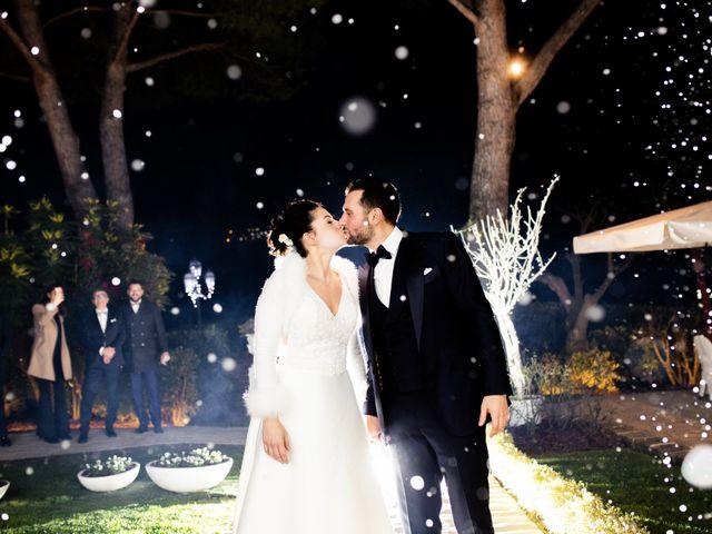 le nozze di Federica e Domiziano