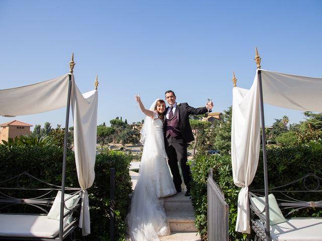 Le nozze di Simona e Renato