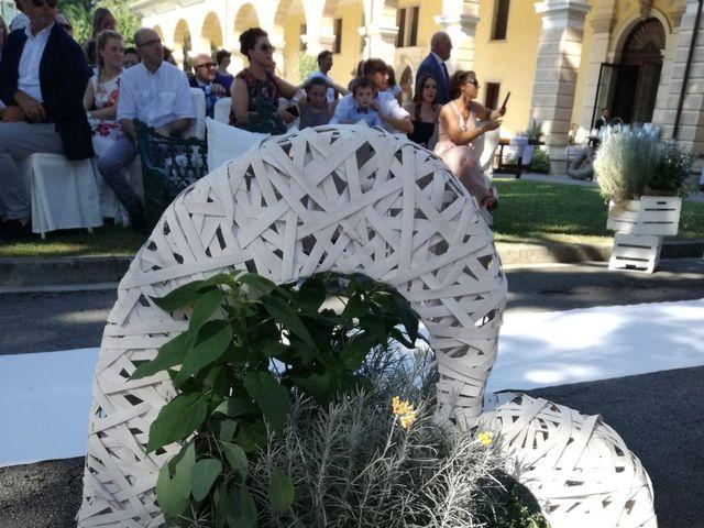 Il matrimonio di Andrea e Roberta a Gorgo al Monticano, Treviso 1