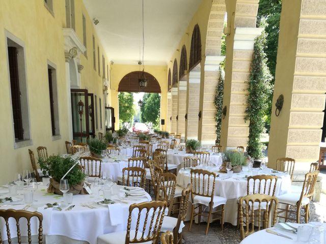 Il matrimonio di Andrea e Roberta a Gorgo al Monticano, Treviso 4