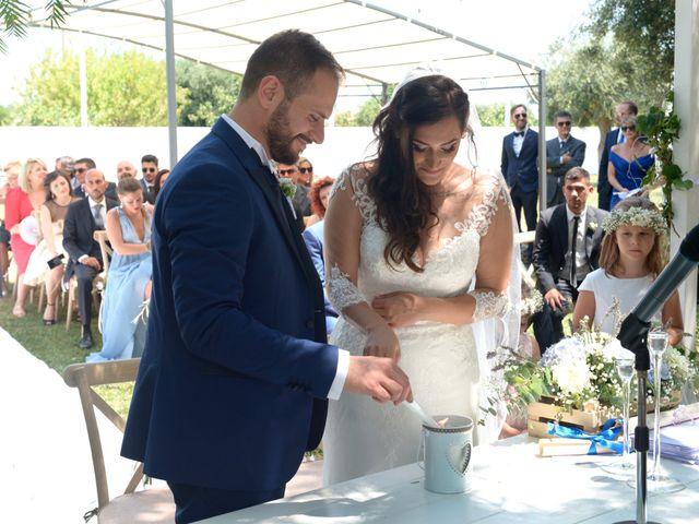 Il matrimonio di Nicola e Paola a Monopoli, Bari 2