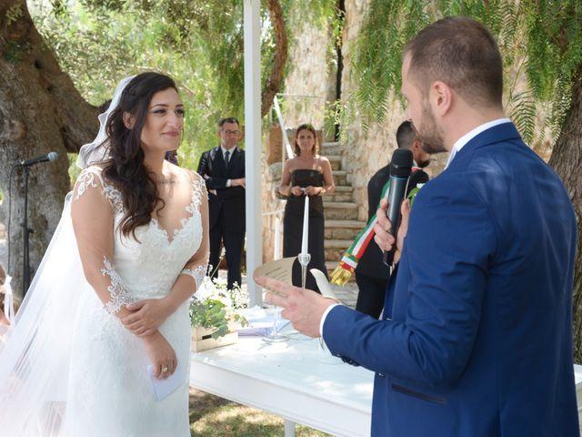 Il matrimonio di Nicola e Paola a Monopoli, Bari 9