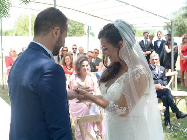 Il matrimonio di Nicola e Paola a Monopoli, Bari 12
